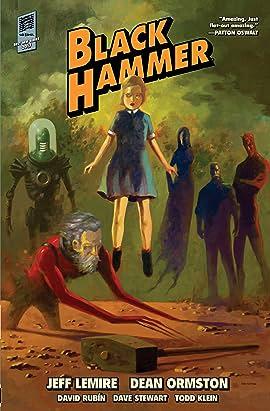 Black Hammer Library Edition Vol. 1
