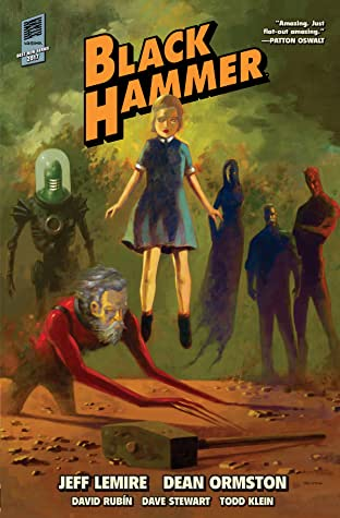 Black Hammer Library Edition Vol. 1