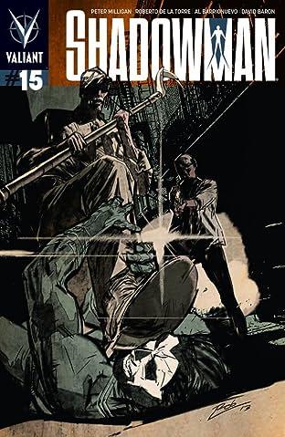 Shadowman (2012- ) No.15: Digital Exclusives Edition