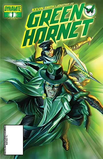 Kevin Smith's Green Hornet #1: Preview