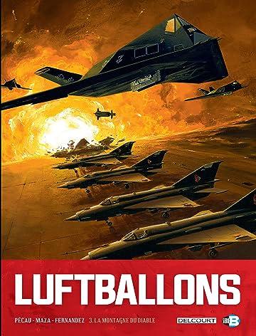 Luftballons Vol. 3: La Montagne du diable