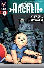Archer & Armstrong (2012- ): Archer No.0: Digital Exclusives Edition