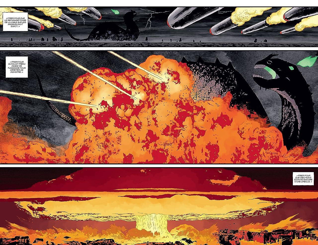 BPRD - L'Enfer sur Terre Vol. 8: Quand sonne le glas