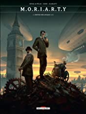Moriarty Vol. 1: Empire mécanique 1/2