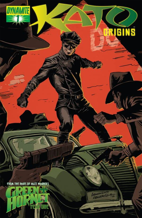 Kato Origins: Way of the Ninja #1: Preview