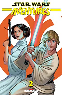 Star Wars – Aventures Vol. 2