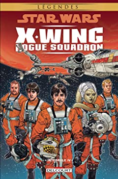 Star Wars - X-Wing Rogue Squadron - Intégrale IV Vol. 4