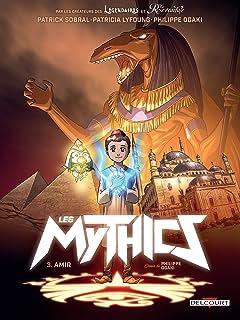 Les Mythics Vol. 3: Amir