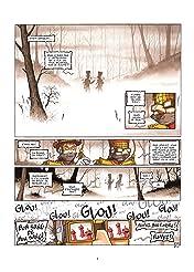La Nef des fous Vol. 9: Walking dindes