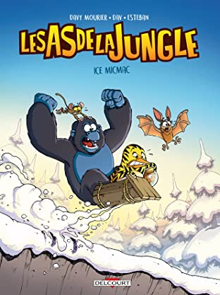 Les As de la jungle Vol. 2: Ice Micmac