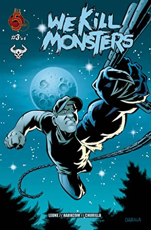 We Kill Monsters #3 (of 6)