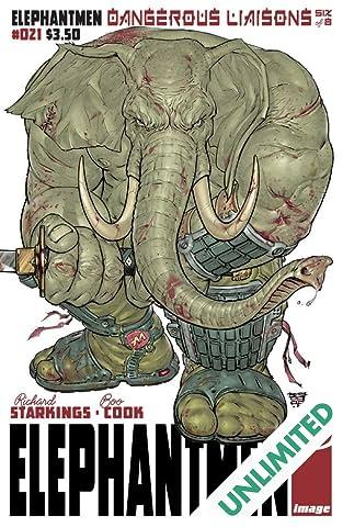 Elephantmen #21