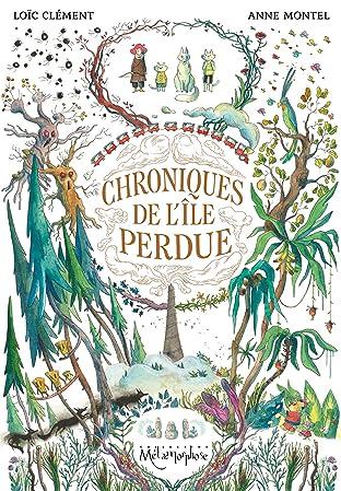 Chroniques de l'île perdue - Charlie et Sacha