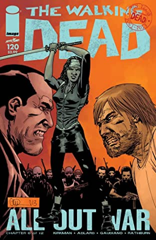The Walking Dead No.120