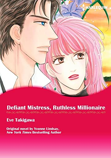 Defiant Mistress, Ruthless Millionaire