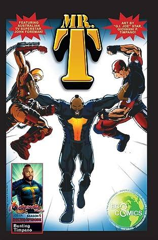 Mr. T Vol. 5
