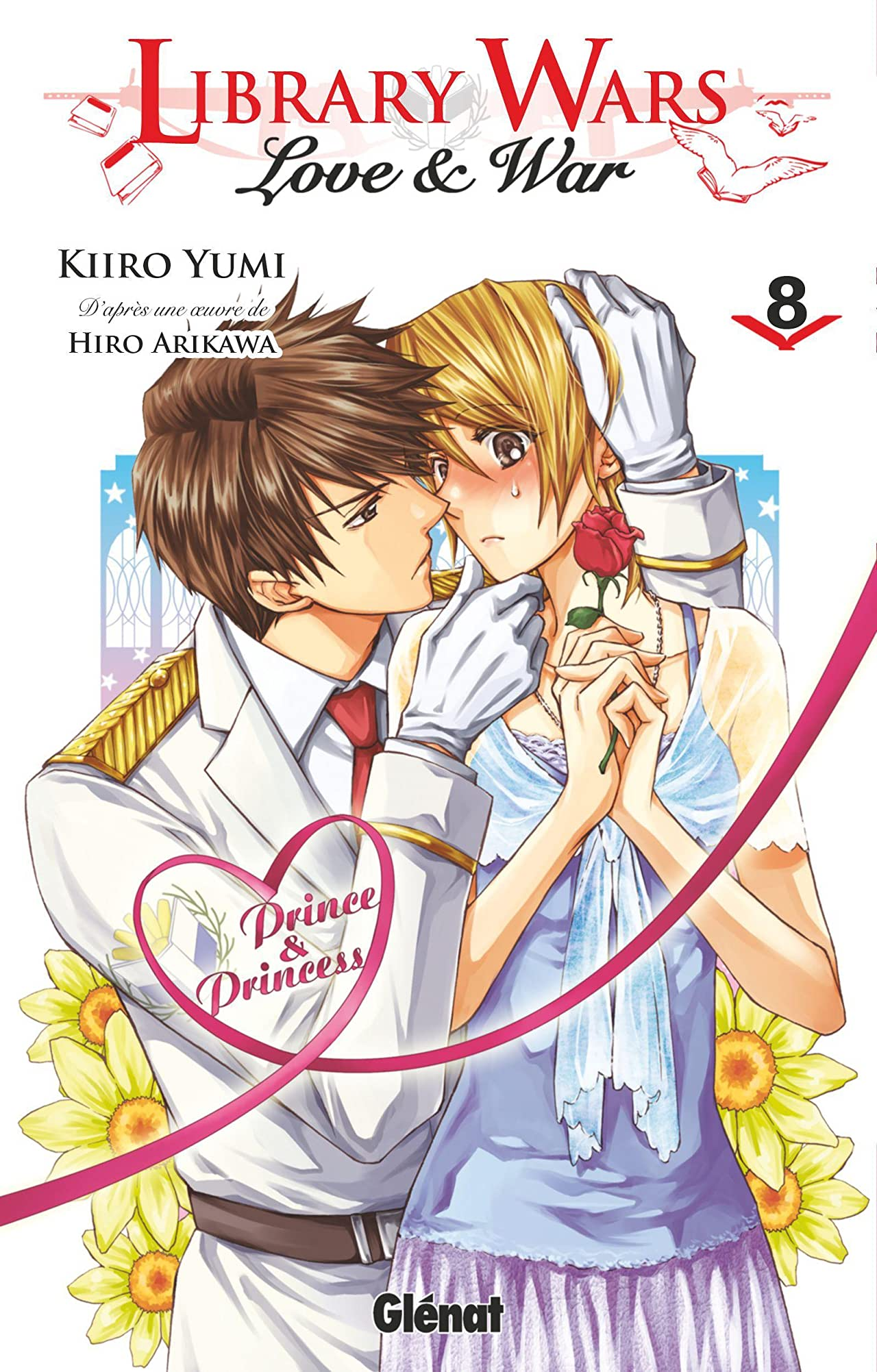 Library Wars - Love and War Vol. 8