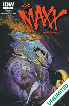 The Maxx: Maxximized #4