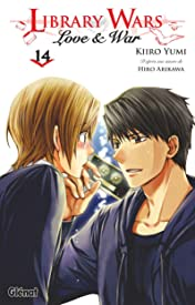 Library Wars - Love and War Vol. 14