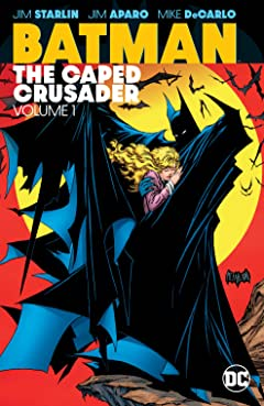 Batman: The Caped Crusader  Tome 1
