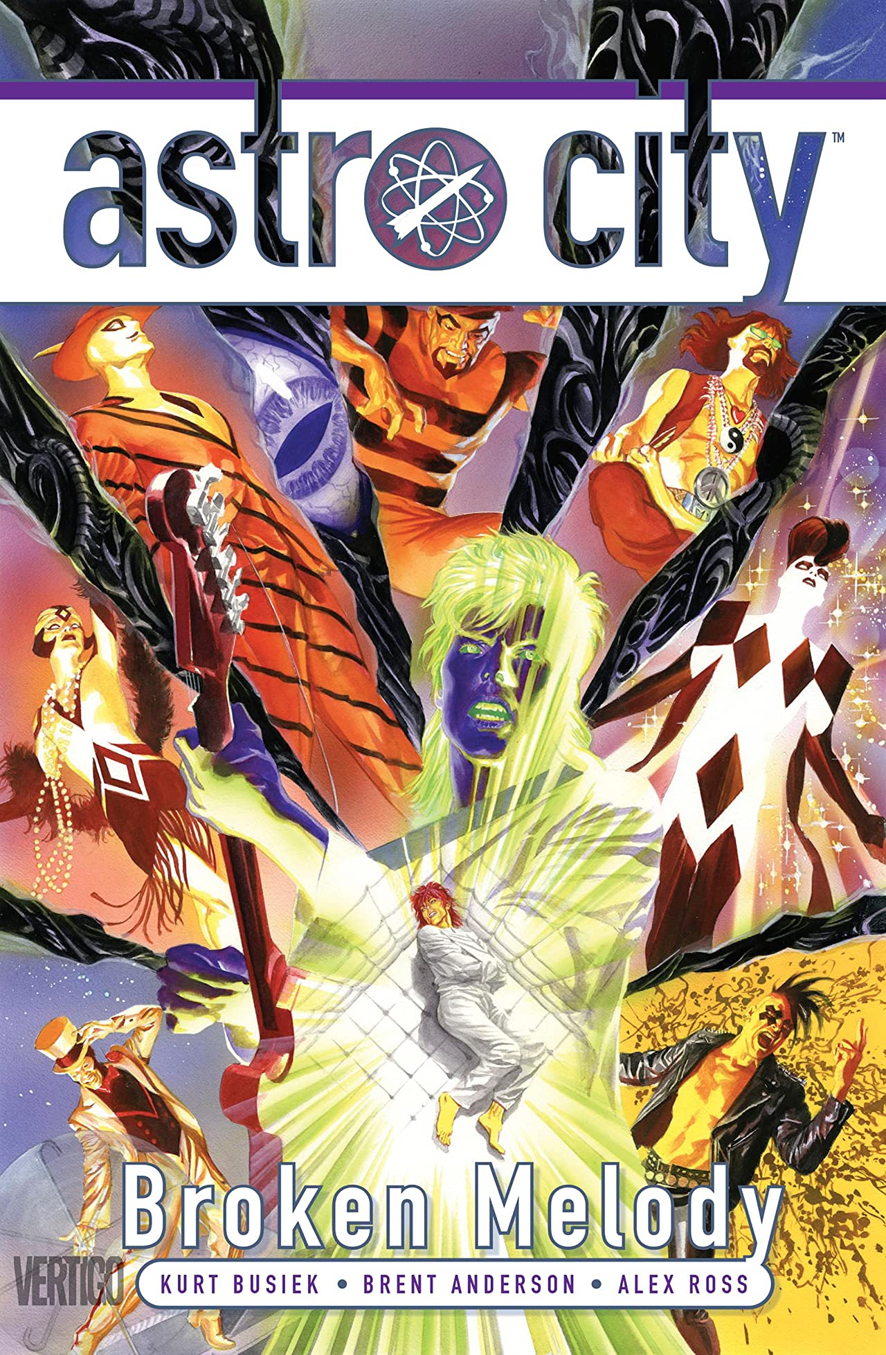 Astro City (2013-) Tome 16: Broken Melody