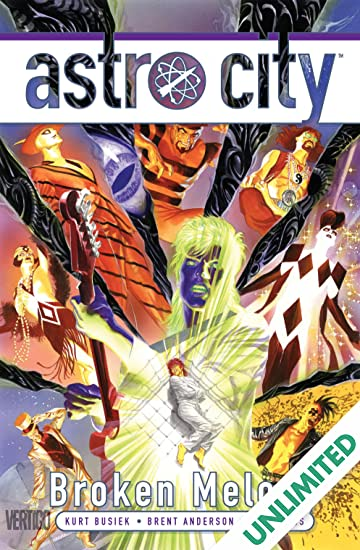 Astro City (2013-) Vol. 16: Broken Melody