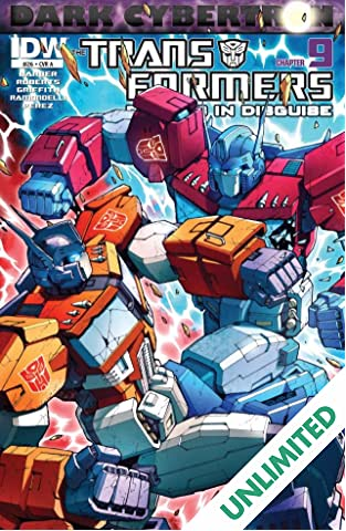 Transformers: Robots In Disguise (2011-) #26: Dark Cybertron Part 9