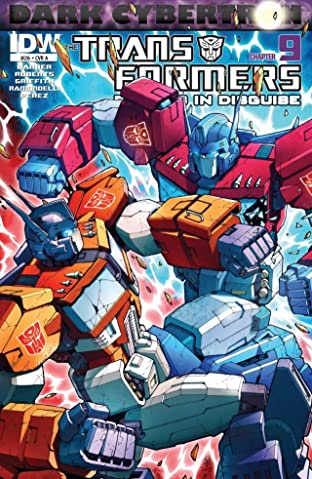 Transformers: Robots In Disguise (2011-2016) #26: Dark Cybertron Part 9