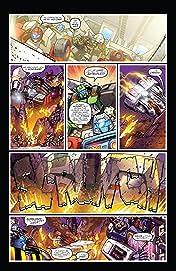 Transformers: Robots In Disguise (2011-2016) #26: Dark Cybertron Part 9