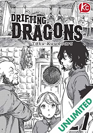 Drifting Dragons #27
