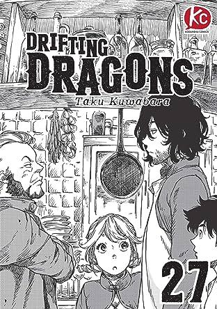 Drifting Dragons No.27