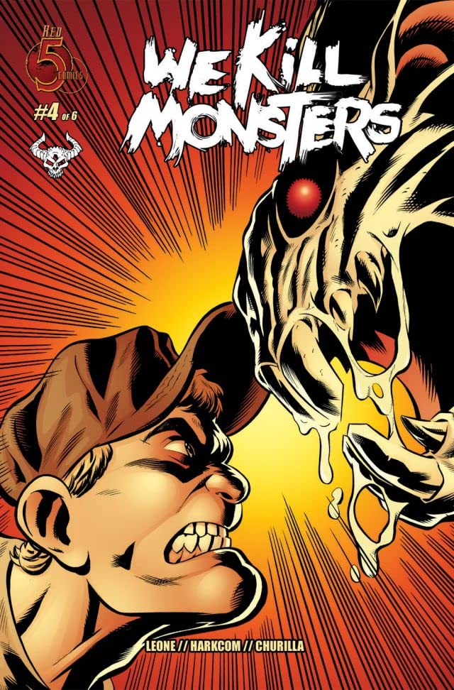 We Kill Monsters #4 (of 6)