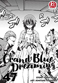 Grand Blue Dreaming No.47