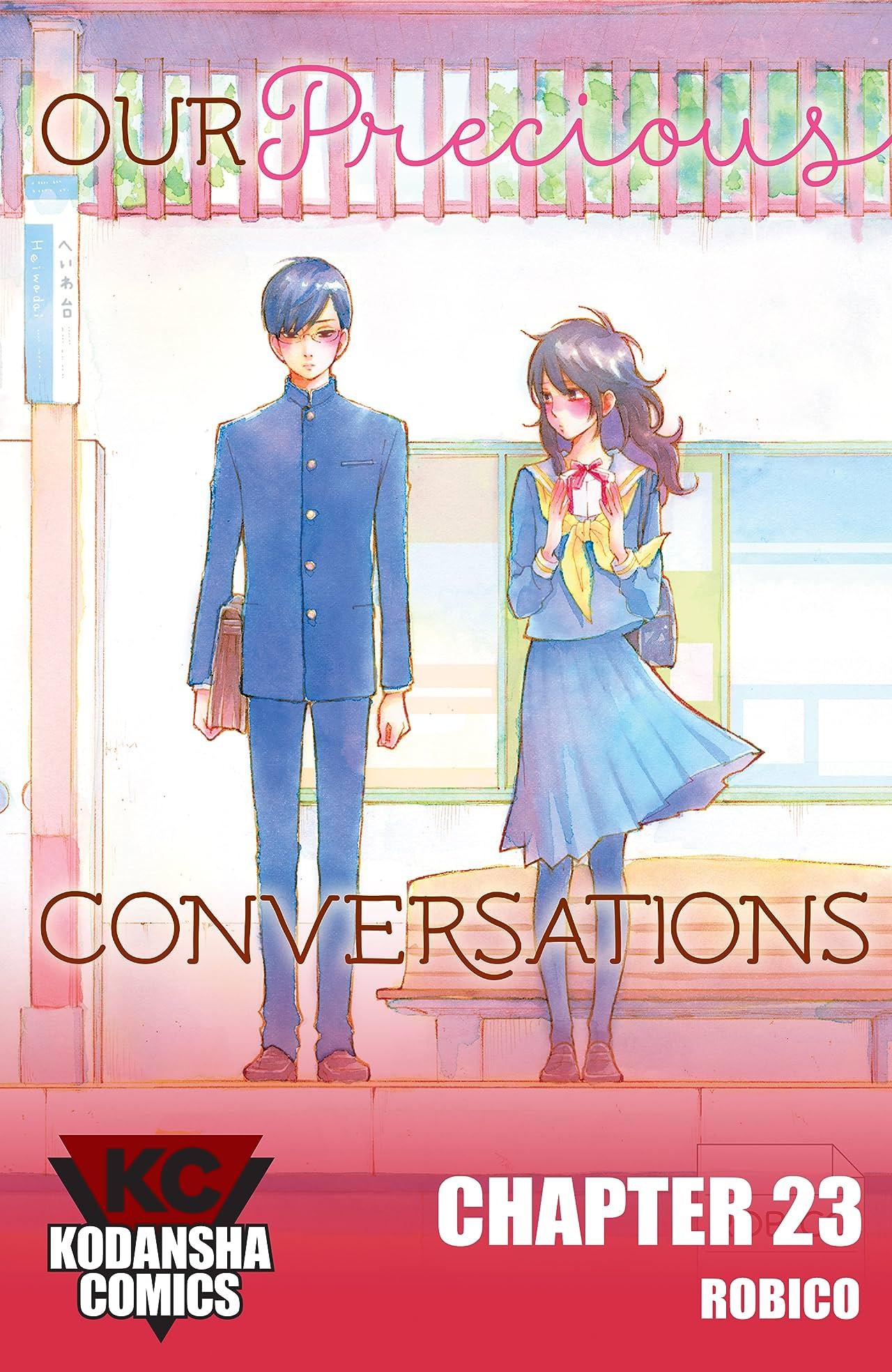 Our Precious Conversations #23