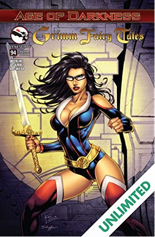 Grimm Fairy Tales #94