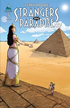Strangers In Paradise XXV #5