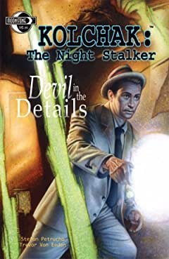 Kolchak: The Night Stalker: Devil in the Details