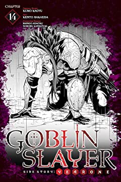 Goblin Slayer Side Story: Year One No.14