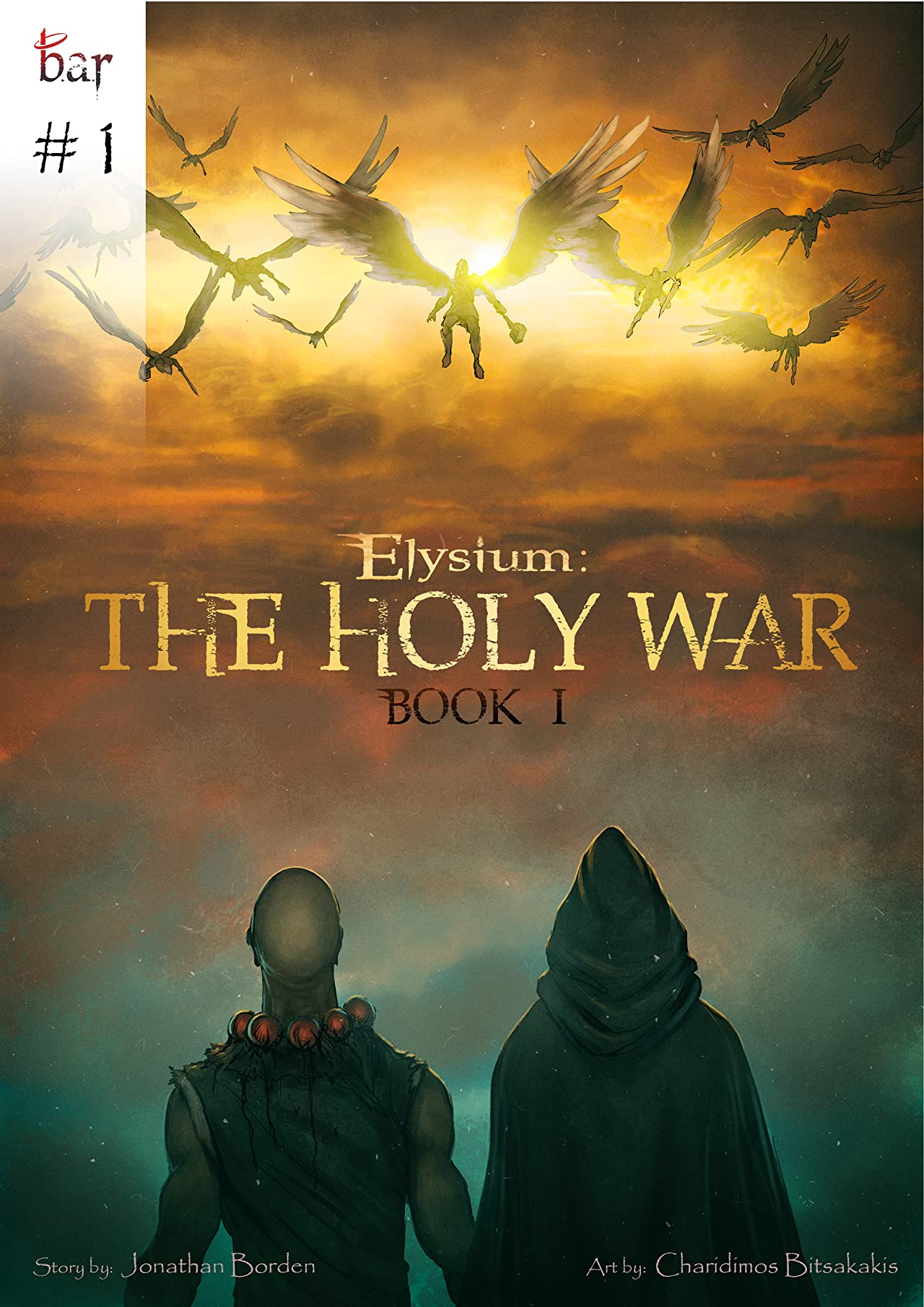 Elysium: The Holy War #1