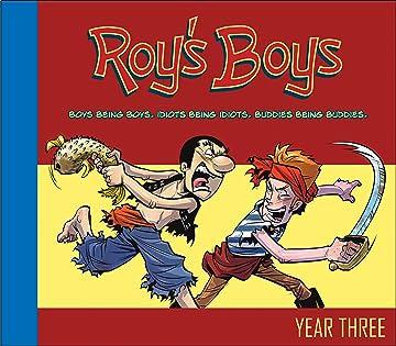 Roy's Boys Vol. 3: Year Three