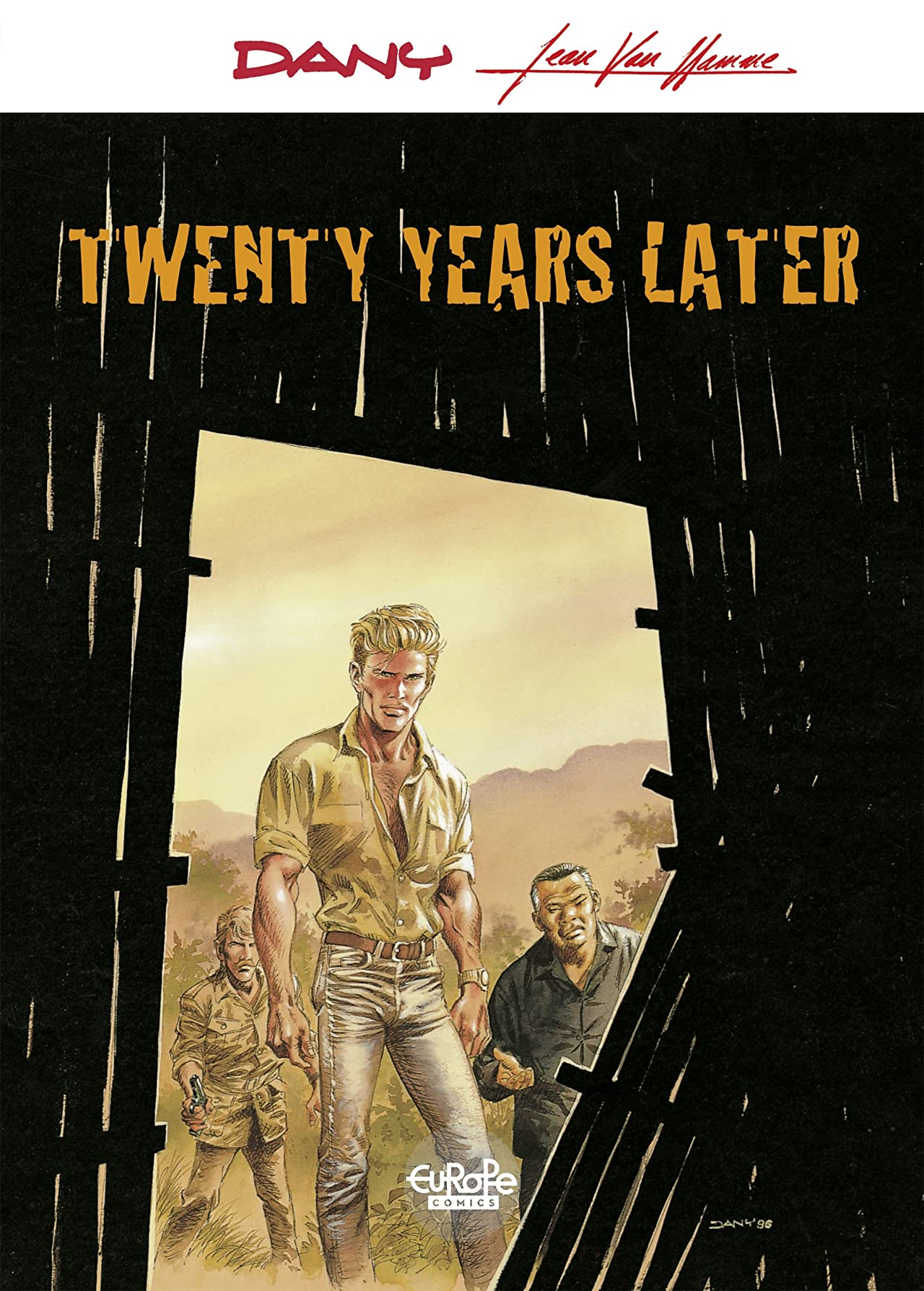 Twenty Years Later: Story Without a Hero
