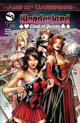 Wonderland: Clash of Queens #1 (of 5)