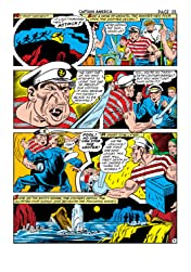 Captain America Golden Age Masterworks Vol. 4
