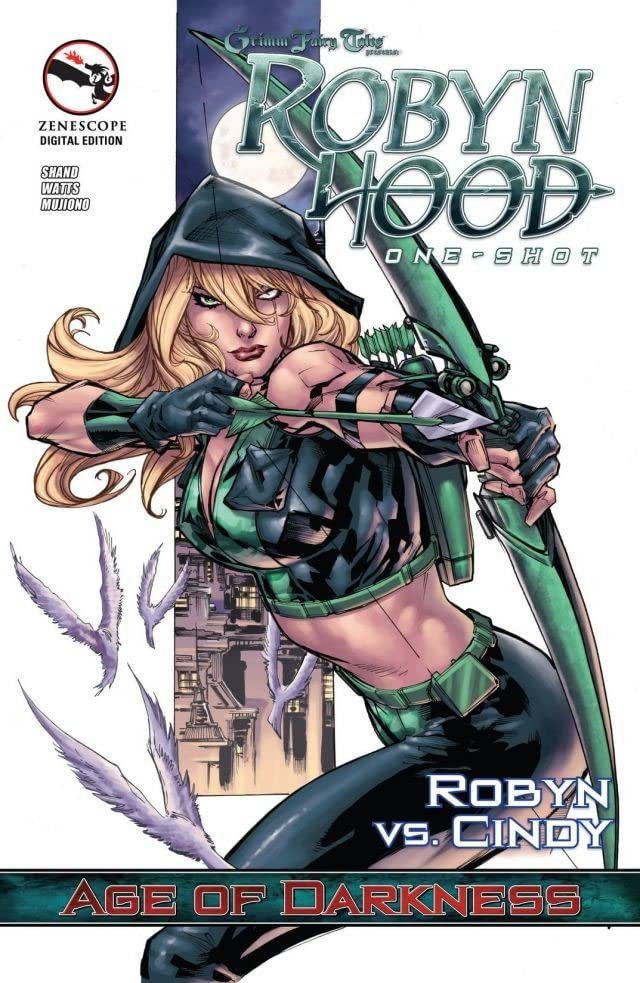 Grimm Fairy Tales presents Robyn Hood: Age of Darkness