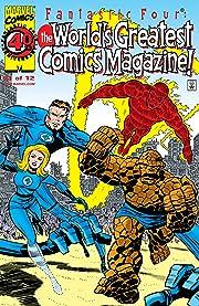 Fantastic Four: The World's Greatest Comics Magazine (2001-2002) #1