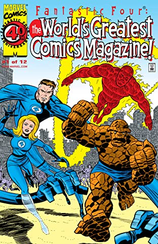 Fantastic Four: The World's Greatest Comics Magazine (2001-2002) #1
