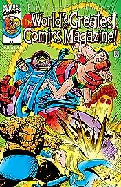 Fantastic Four: The World's Greatest Comics Magazine (2001-2002) #2