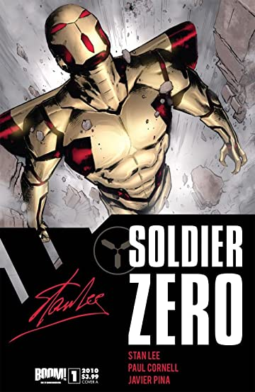 Stan Lee's Soldier Zero #1