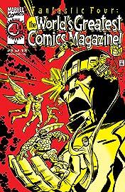 Fantastic Four: The World's Greatest Comics Magazine (2001-2002) #3
