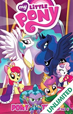 My Little Pony: Pony Tales Vol. 2